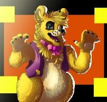 Jacob Fazbear by Aunty-chick