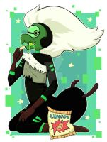 Centipeedle by ColoredSketches