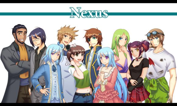 - Nexus - by sexy-colours