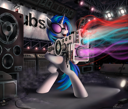 Bass cannon [2] by Yakovlev-vad