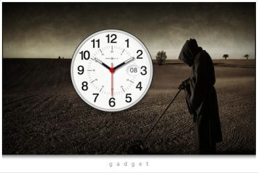 Analog Clock A-1 by adni18