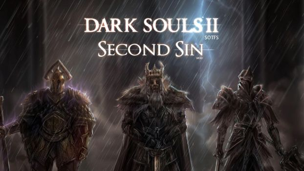 Dark Souls 2 : Second Sin MOD by vempirick