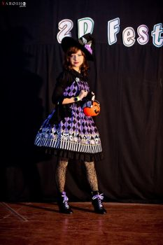 Gothic Witch Lolita by Enolla