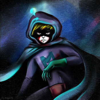 Mysterion by OrigaSh