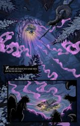 Eighth Sin, Issue 1, page 2 by oGuttermoutho