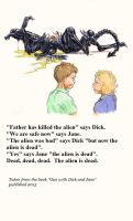 Dick and Jane and the alien - page 3 by Nick-Perks