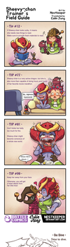 [19GoldLoL] Sheevy-chan Trainer's Field Guide by Nestkeeper