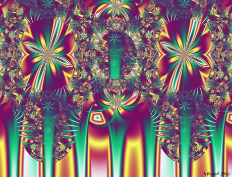LSD Forest by DayStarArts