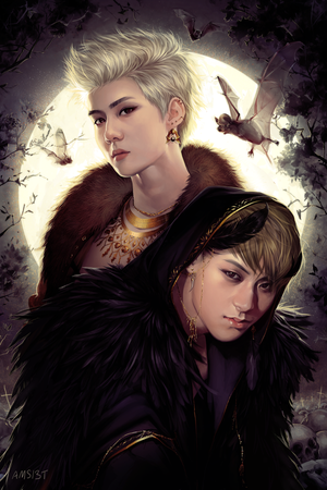 EXO - Prince AU by AMSBT