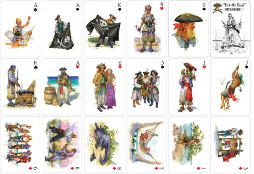 playingcards by Nickace9