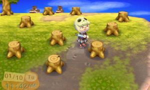 Another new tree stump shape!? by Colorful-Kaiya