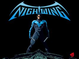 NIGHTWING by Kenjisan-23