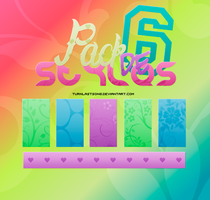 +Pack 6 styles by turnlastsong