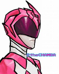024 - Pink Ranger by theCHAMBA