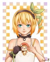 TOZ: Edna by Justsui