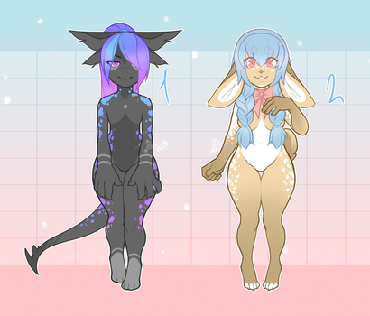 Anthro Adopts - Closed by er-ro