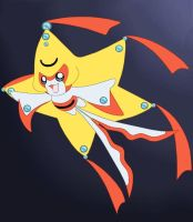 Jirachi God by Synchro593