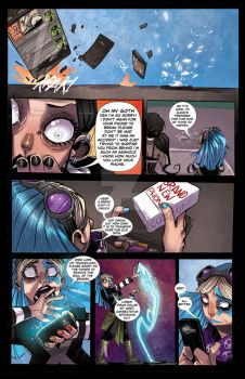 I'm So Goth! pg. 010 by JeremyTreece
