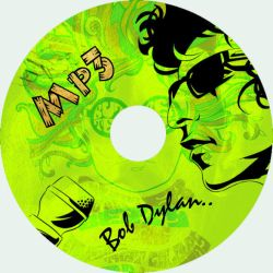 Bob Dylan Cd Cover by neee