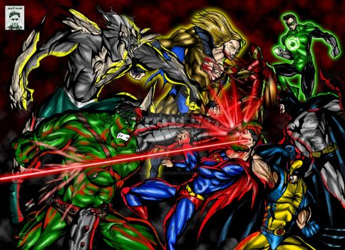 Hulk-Doomsday Alliance-Colored by ssejllenrad2