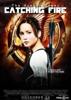 Catching Fire The Hunger Games by Miss-deviantE