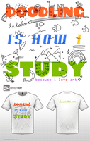 Doodling Is How I Study by zara-leventhal