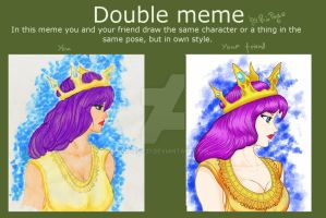 ANOTHER DOUBLE MEME! - OTRO DOBLE MEME by Chaoz21
