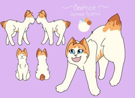 Beatrice Ref by Skystar40