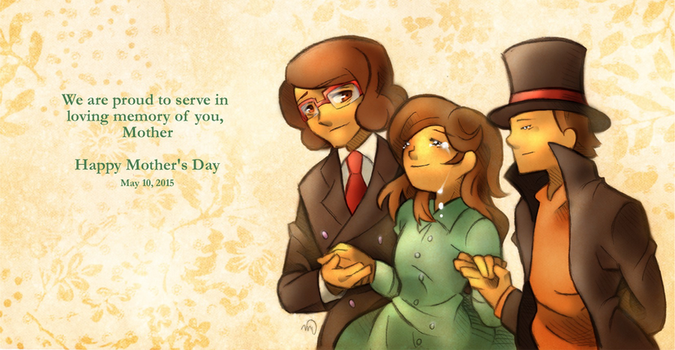 Mother's Day: Rachel Bronev, In Memory by MagicianCelemis