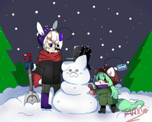 Merry (early) Christmax~ by FattoDoggo