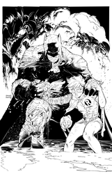Batman by Lord-Brocoli