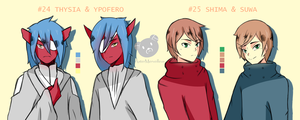 /CLOSED/ FREE ADOPTS BATCH 9 by AsterMerveilleux
