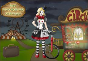 HM Moondrop Village - Traveling Circus: Olivia by RosaPeach