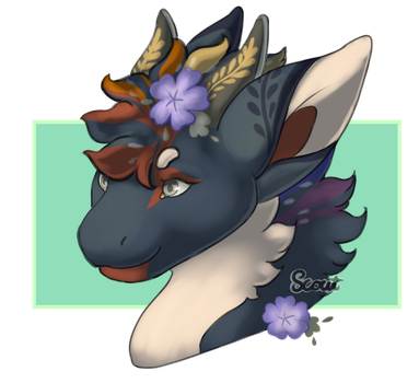 Flower Child by ScoutCritter