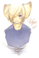 Pchat Wys doodle by ShikuroNEKU