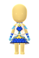 Magical Lana Dress by Rosemoji
