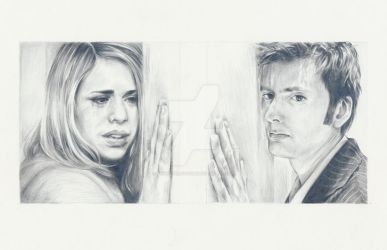 The Doctor and Rose by JennyTaravosh