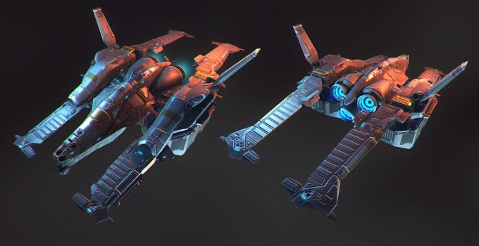 AI:I Dropship by Talros