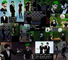I love the sims 4 by LoverRevolveri