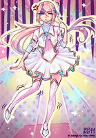 Contest Entry: Magical Girl Eternal by Brittle-B