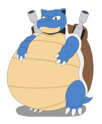 Fat Blastoise for PhantomBro39 by MCsaurus