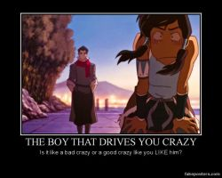 The boy that drives you crazy by Tsuna27lover
