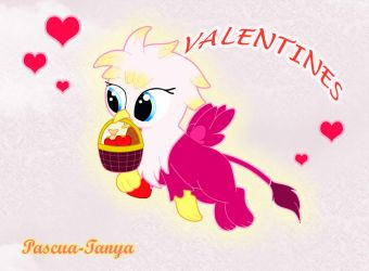 Valentine's day sweets by Pascua-Tanya