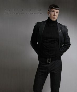 Spock 001 by MR-Bestiya