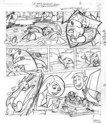 Kim Possible-1 pager by tombancroft