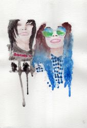 Me and Her by NadAlei