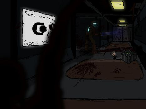 Deadspace: what lurks beyond by spydermonkey15