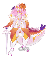[CLOSED] Lily Knight Pedetaur by infinipede
