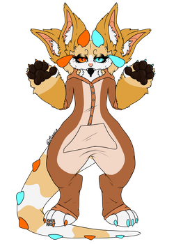 Kigu Monster Adopt [SOLD] by ChexAdopt
