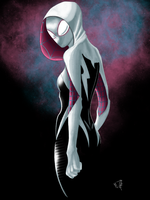 Spider Gwen 2017 by ComicMouse